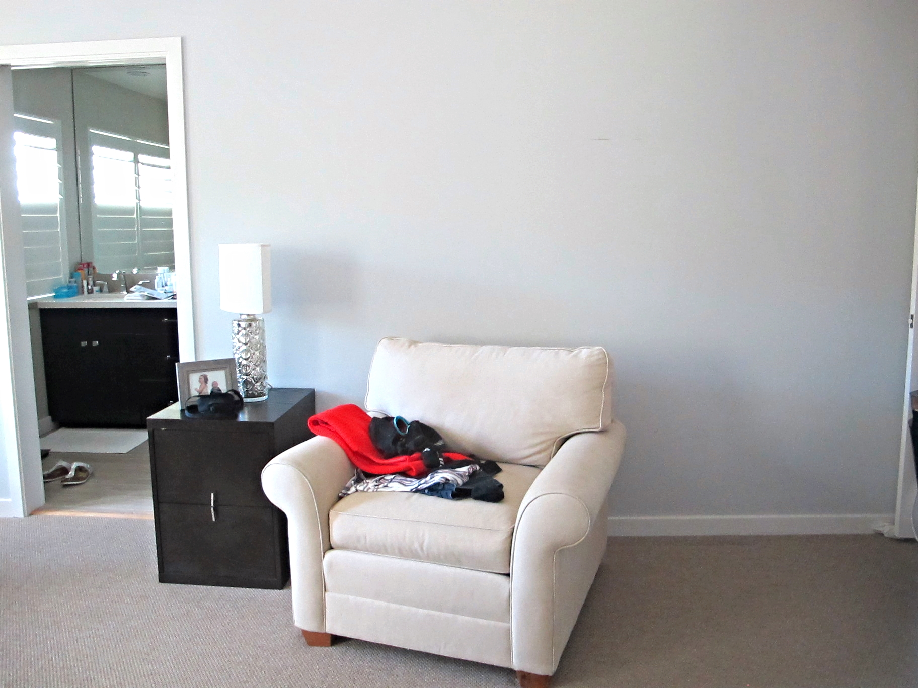 Before: Sitting Area