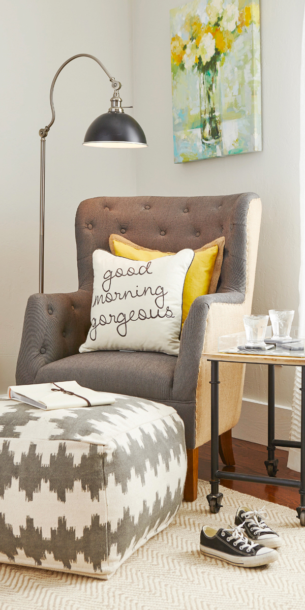 Home Goods knows how to nail a nook, that's for sure!