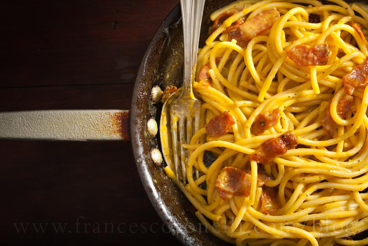Bucatini alla Carbonara