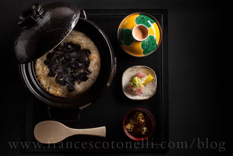 Gohan Rice Donabi