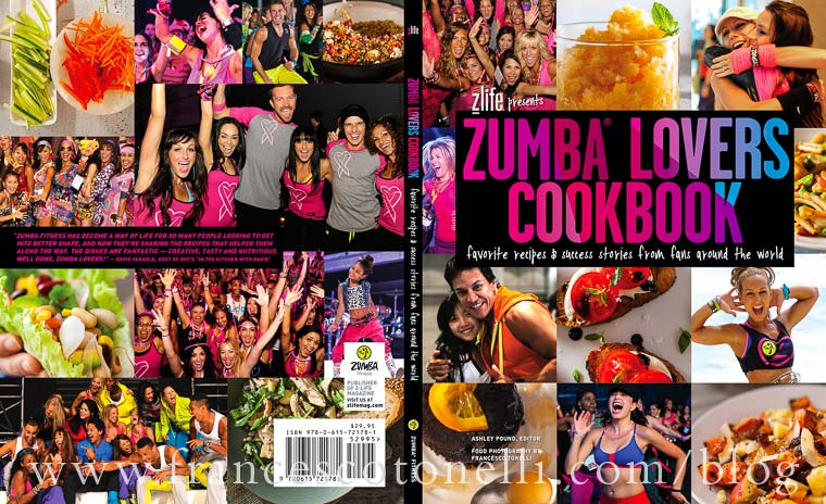 Zumba Lovers Cookbook