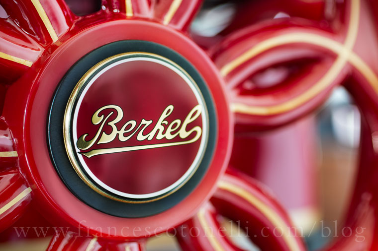 Berkel Flywheel Slicer
