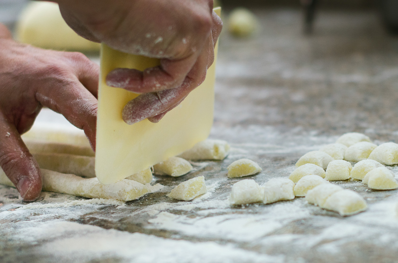 Gnocchi di Patate -© 2015 Rita May