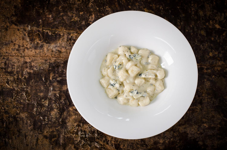Gnocchi al Gorgonzola -© 2015 Rita May