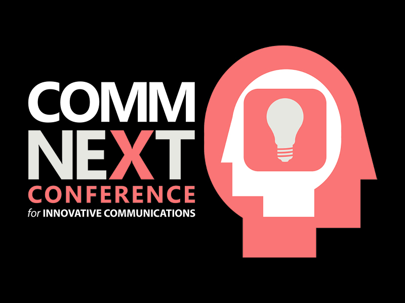 About CommNEXT - CommNEXT, coming back for its second year on October 19, 2019, is an annual half-day education conference for students and young professionals in our region interested in marketing, advertising, design and communications where they can learn more about the advertising and communications industries. During the conference, participants have the opportunity to learn from industry professionals in the fields of design, video, advertising, marketing, PR, and journalism! Past topics have included PR campaigns, freelancing, design thinking, social design, video campaigns, storytelling, and more! CommNEXT brings together students (Professionals are invited as well!) for an inspirational educational experience like none other!Sponsorship deadline is October 1, 2019.
