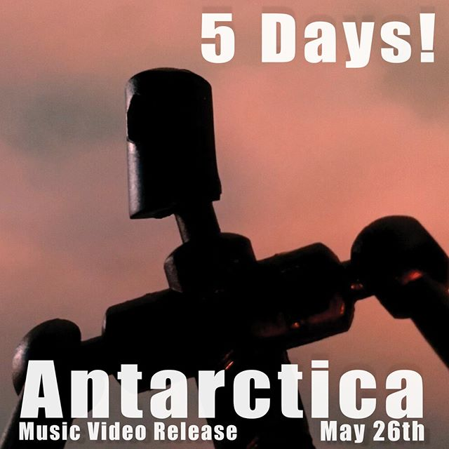 #antarctica #musicvideo #stopmotion #videorelease #newsingle #singersongwriter #originalmusic #music #countdown #newmusic #diy #behindthescenes