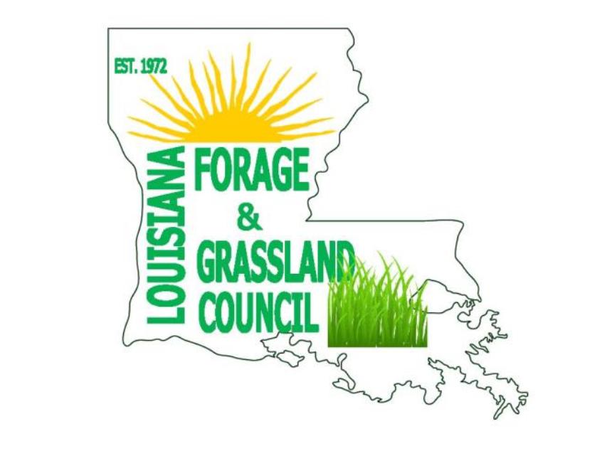 The Louisiana Forage & Grassland Council