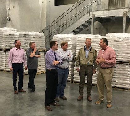U.S. industry readies Iraqi Rice Shipment