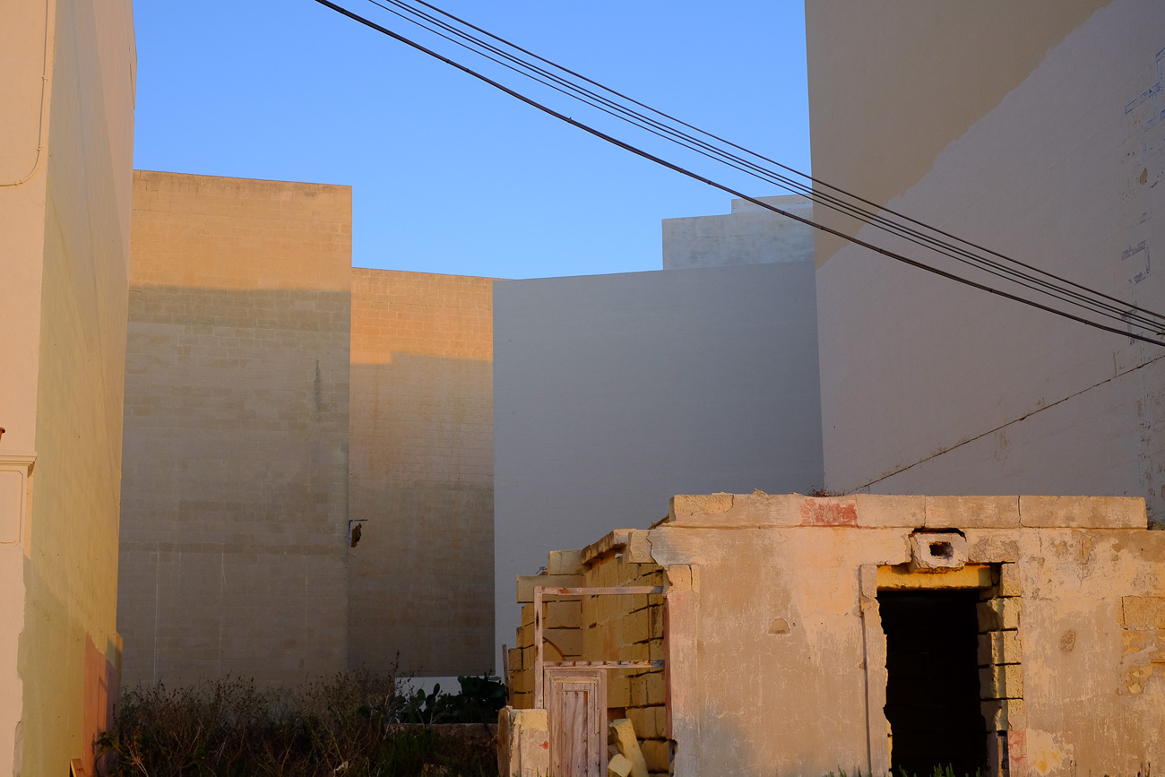 Morning sun in Gozo, Malta