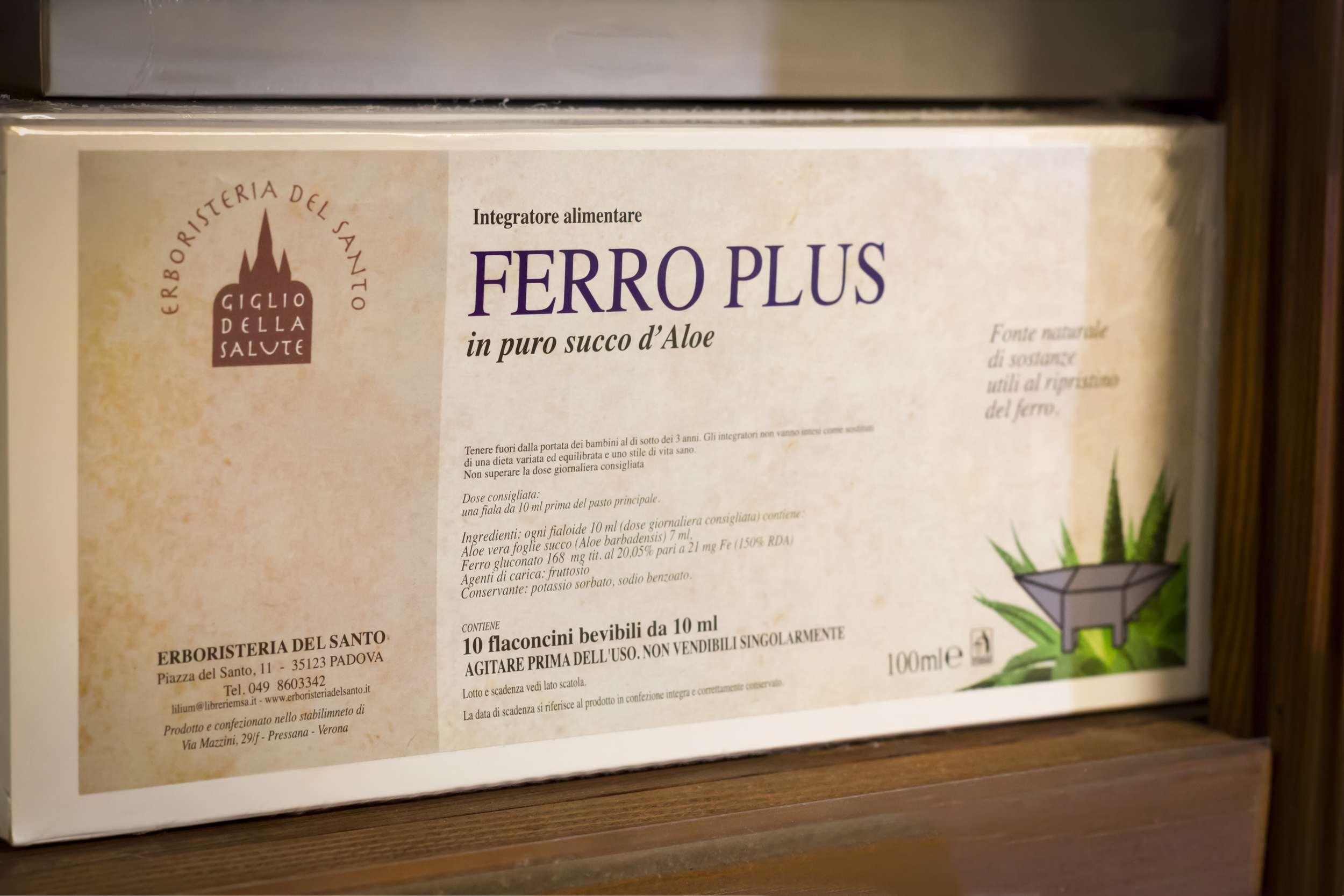 <p><strong>Integratori alimentari</strong><a href=http://www.libreriadelsanto.it/reparti/herborarium-del-santo/integratori-alimentari/3575.html>Scopri di più →</a></p>