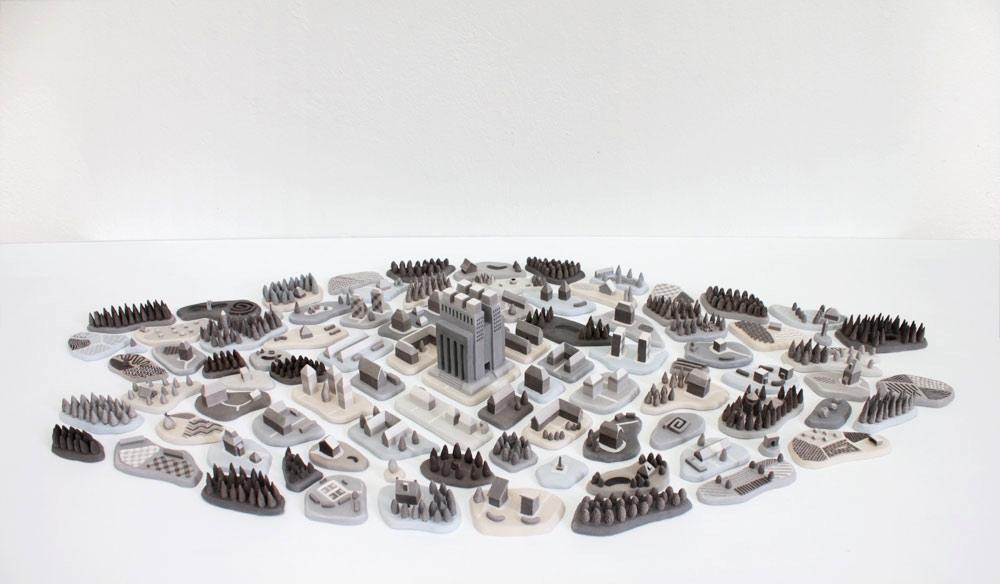 Island City Model