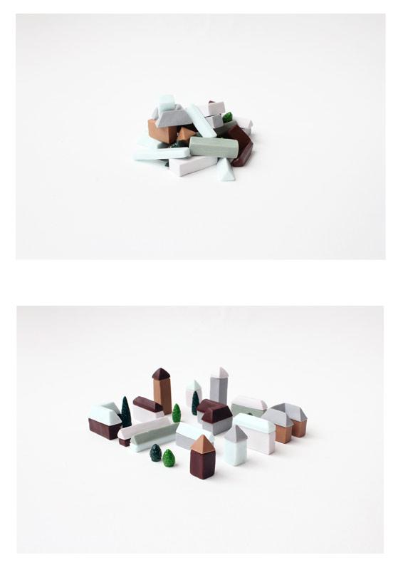 Plastic Pieces, Plastic town
