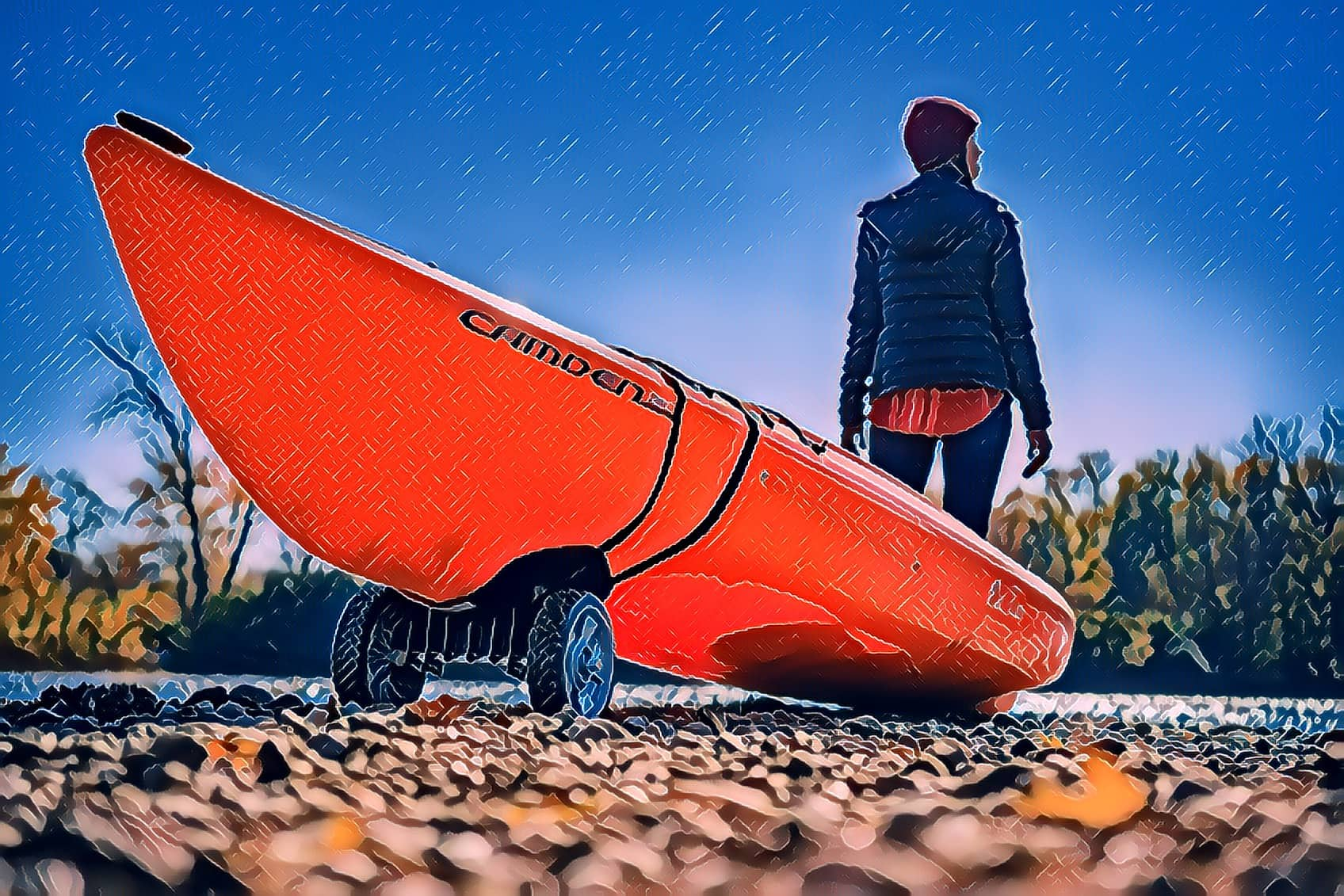 The Kayak Cart - The Kayak Cart went from word of mouth to a fully functional digital marketing platform in what felt like instantaneously.