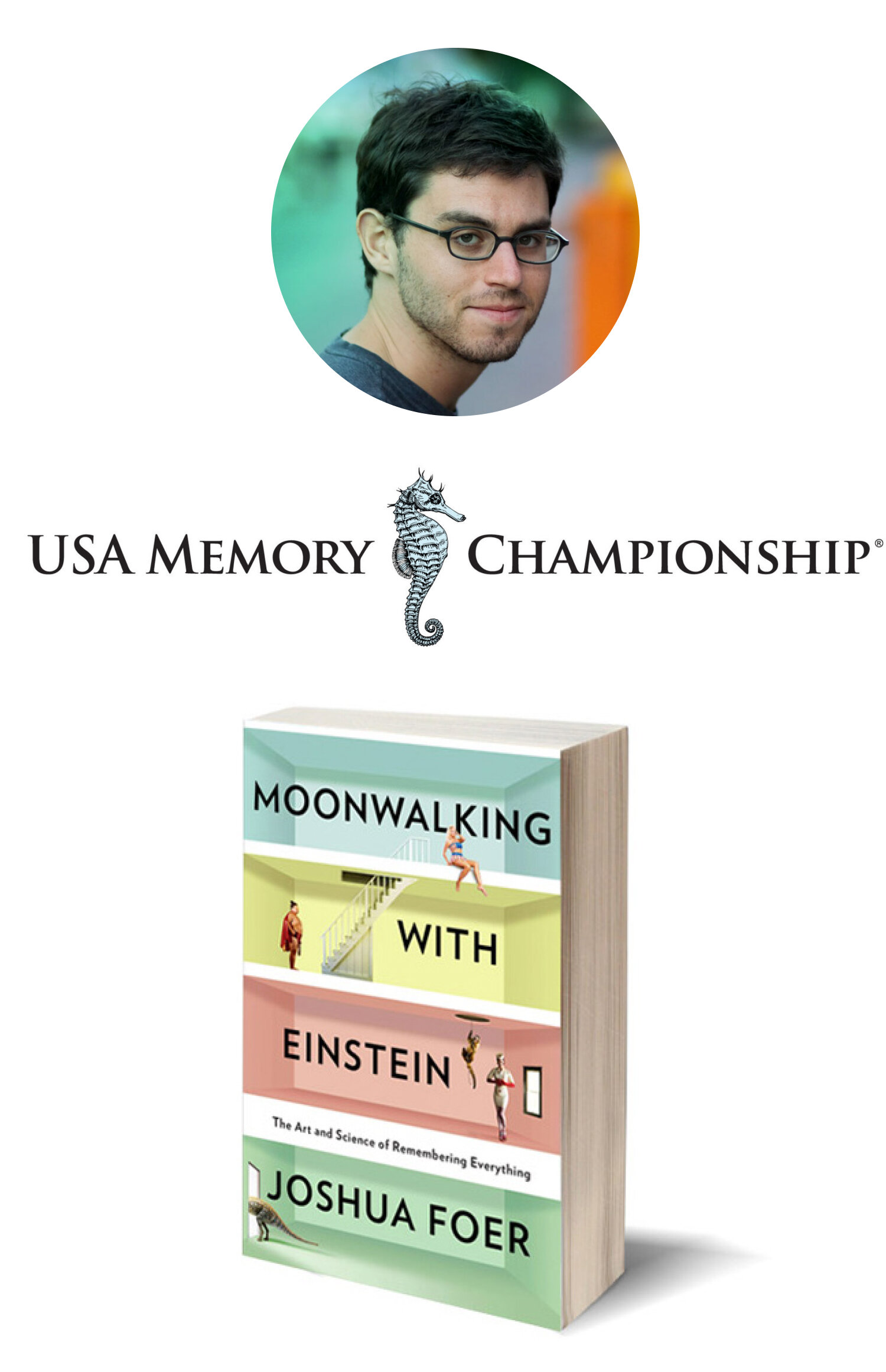 Joshua Foer, a freelance journalist out of New Haven Connecticut was reporting on the USA Memory Championships when he decided to try the techniques he was observing and went on to win the championship and set a new record. - Understanding how memory works can provide the scaffolding by which to build deeper relationships with our audience. We look at 6 questions that help create an audience outline that merges with the basis of memory and storytelling.