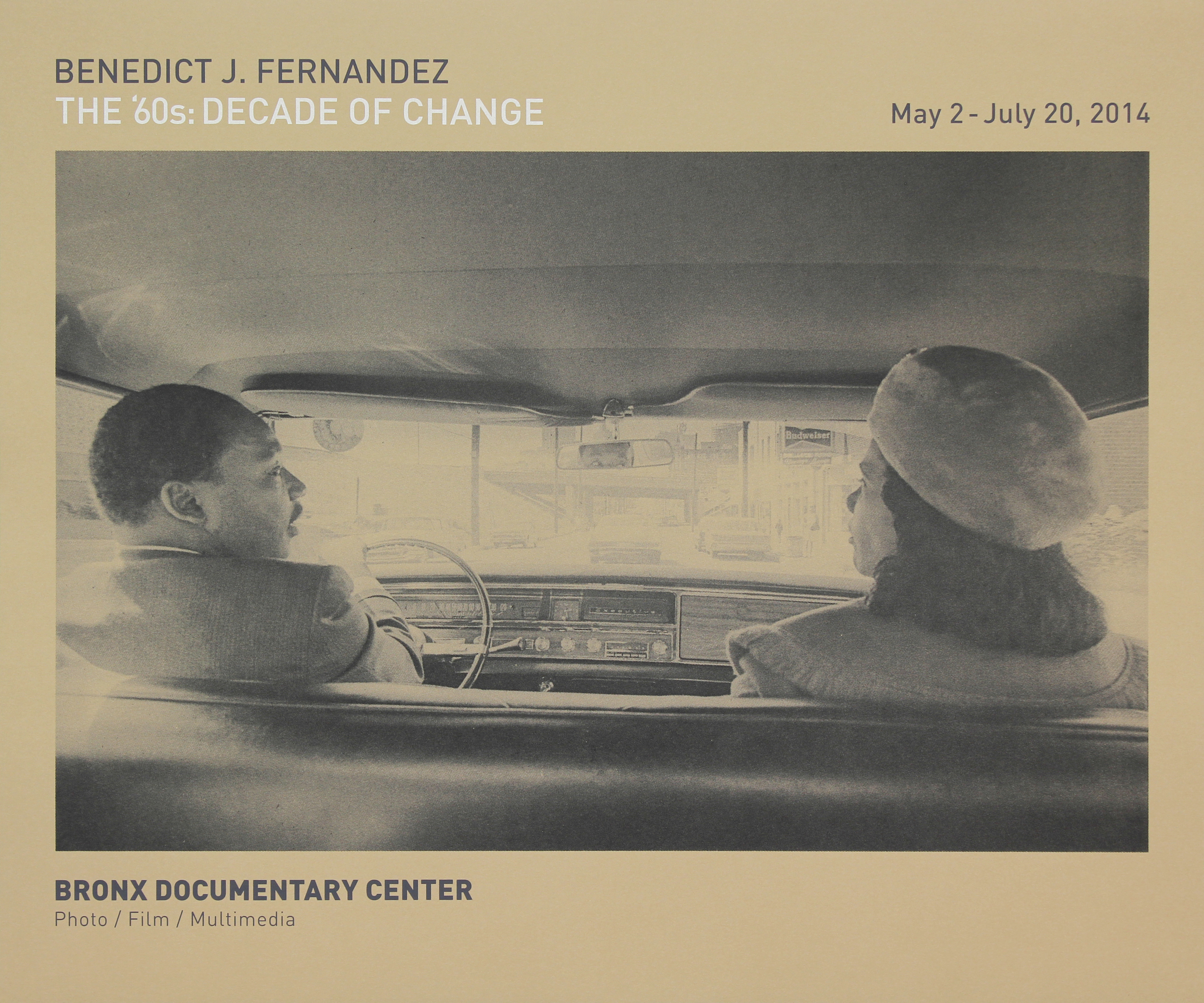 Bronx Doc Center - Benedict J. Fernandez // The 60's: Decade of Change