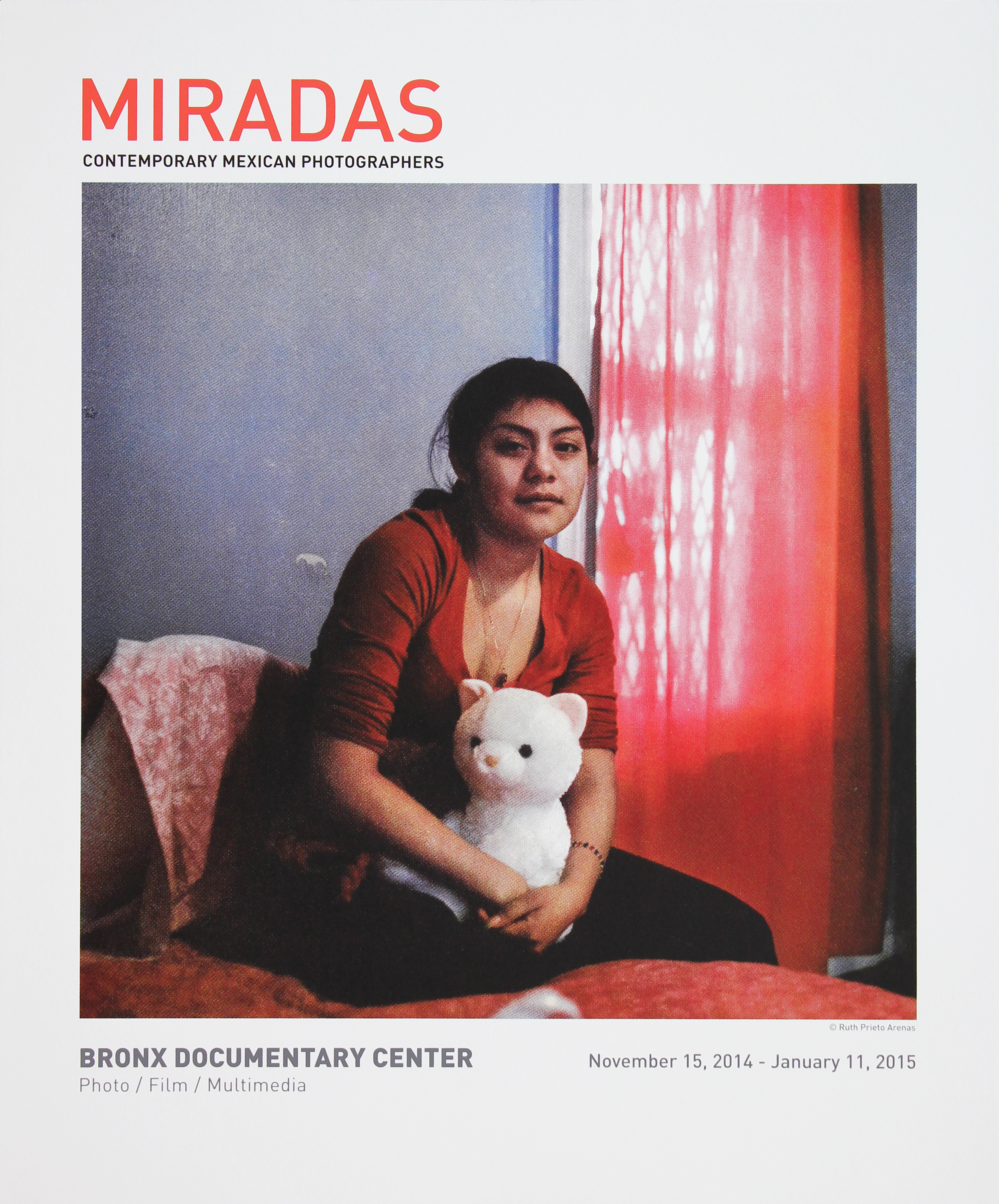 Bronx Doc Center - Miradas: Contemporary Mexican Photographers