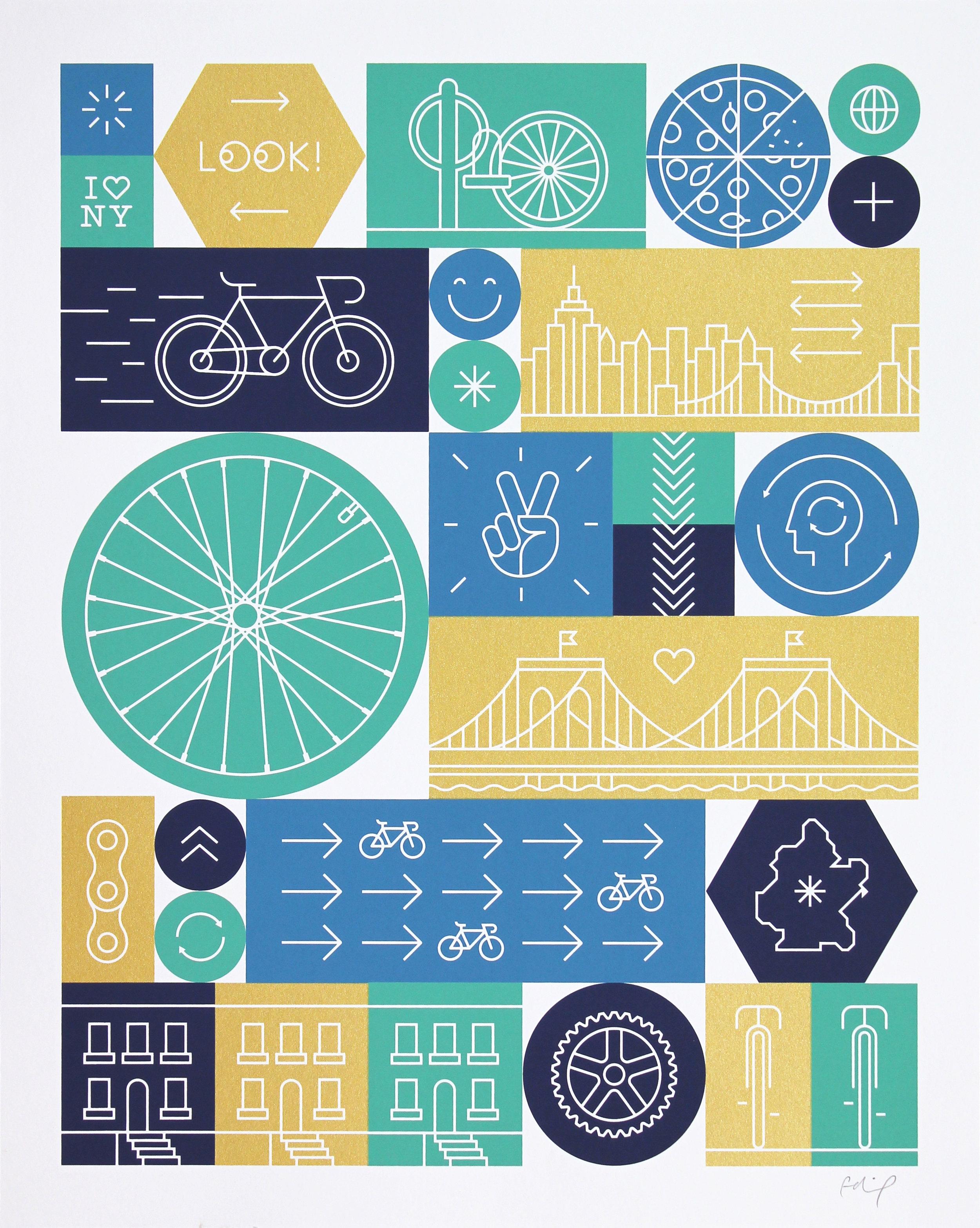 Ed Nacional - Artcrank 2014 Poster