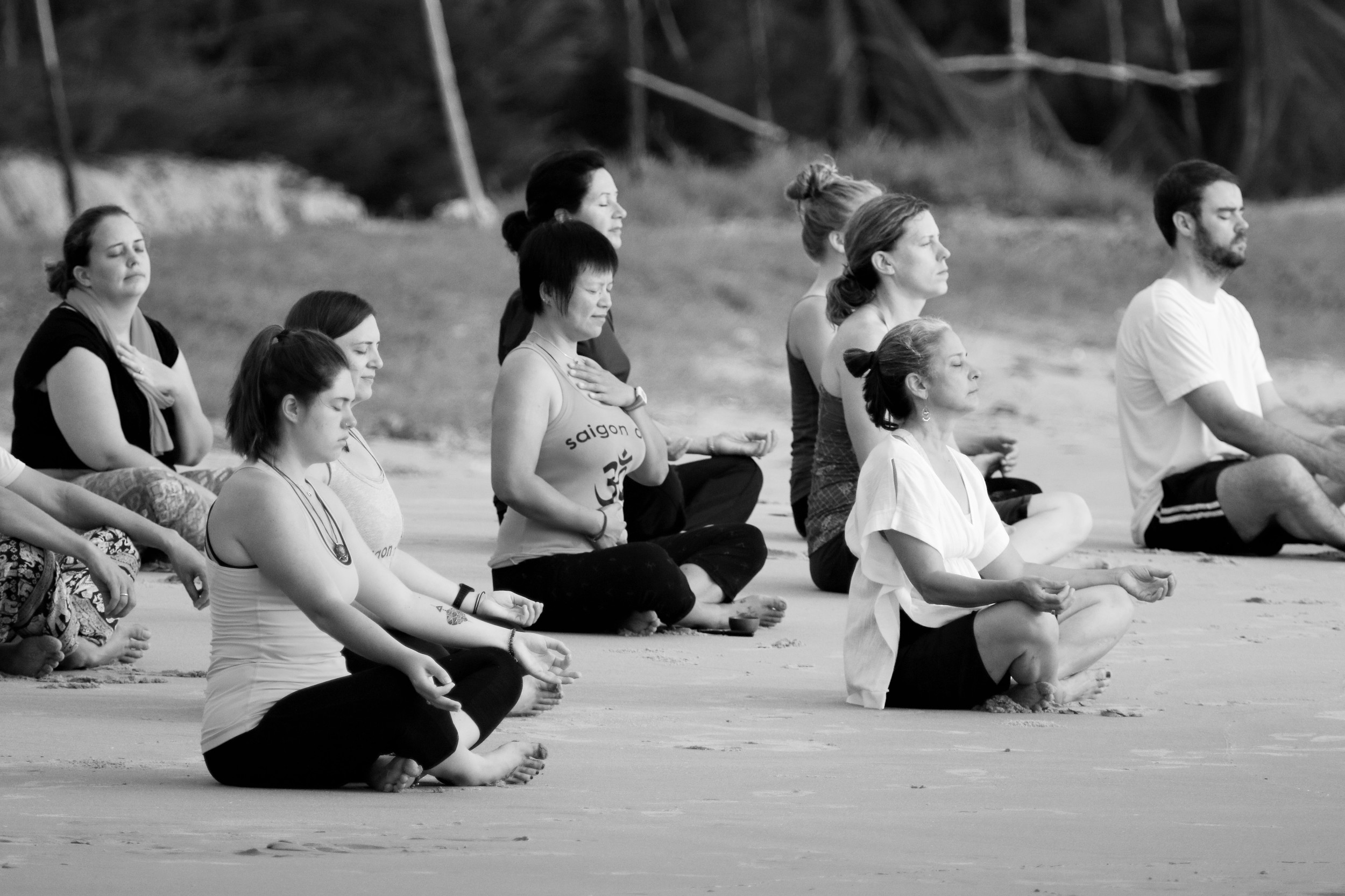 yoga mindfulness retreat vietnam