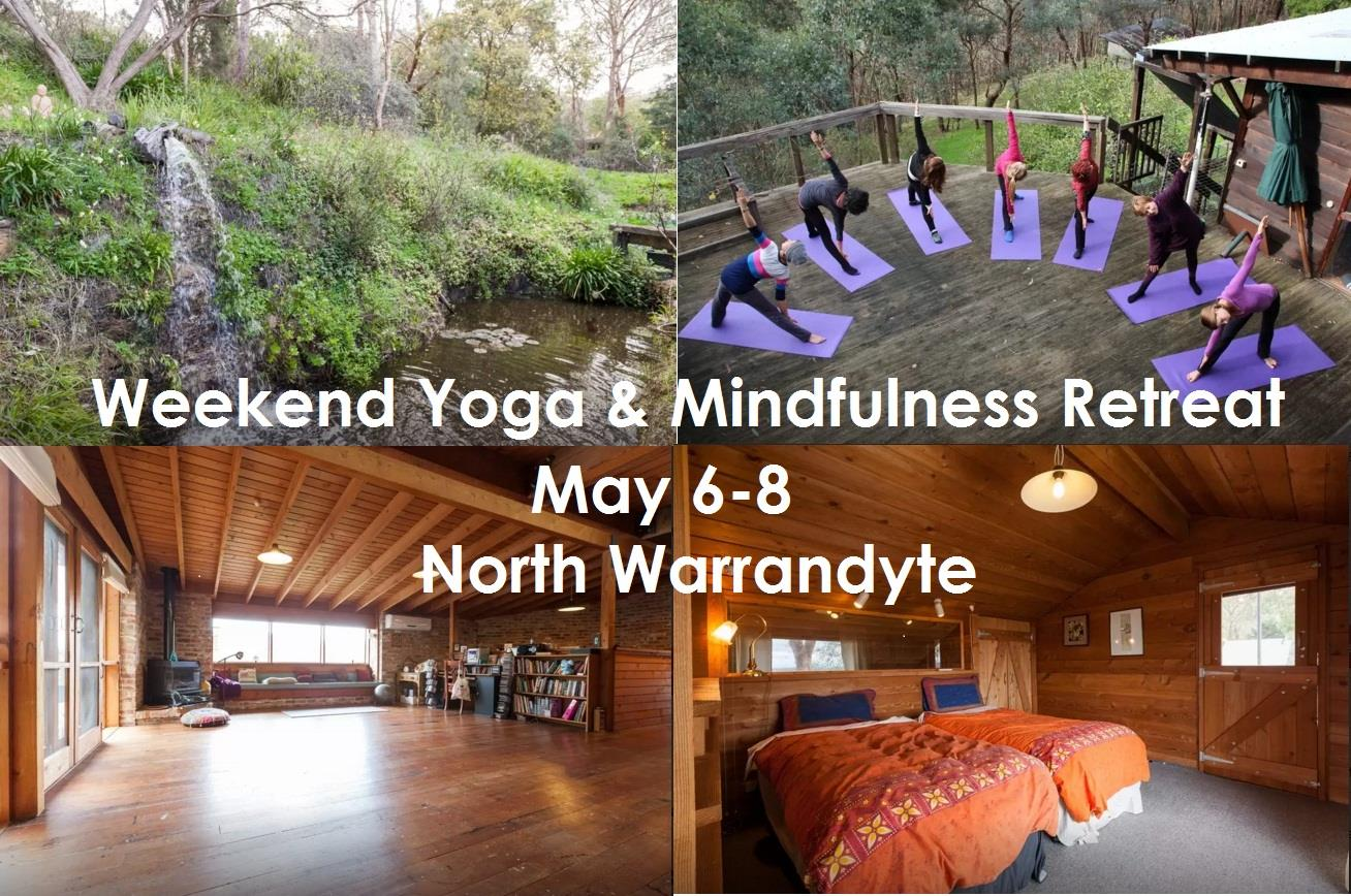 weekend yoga mindfulness retreat