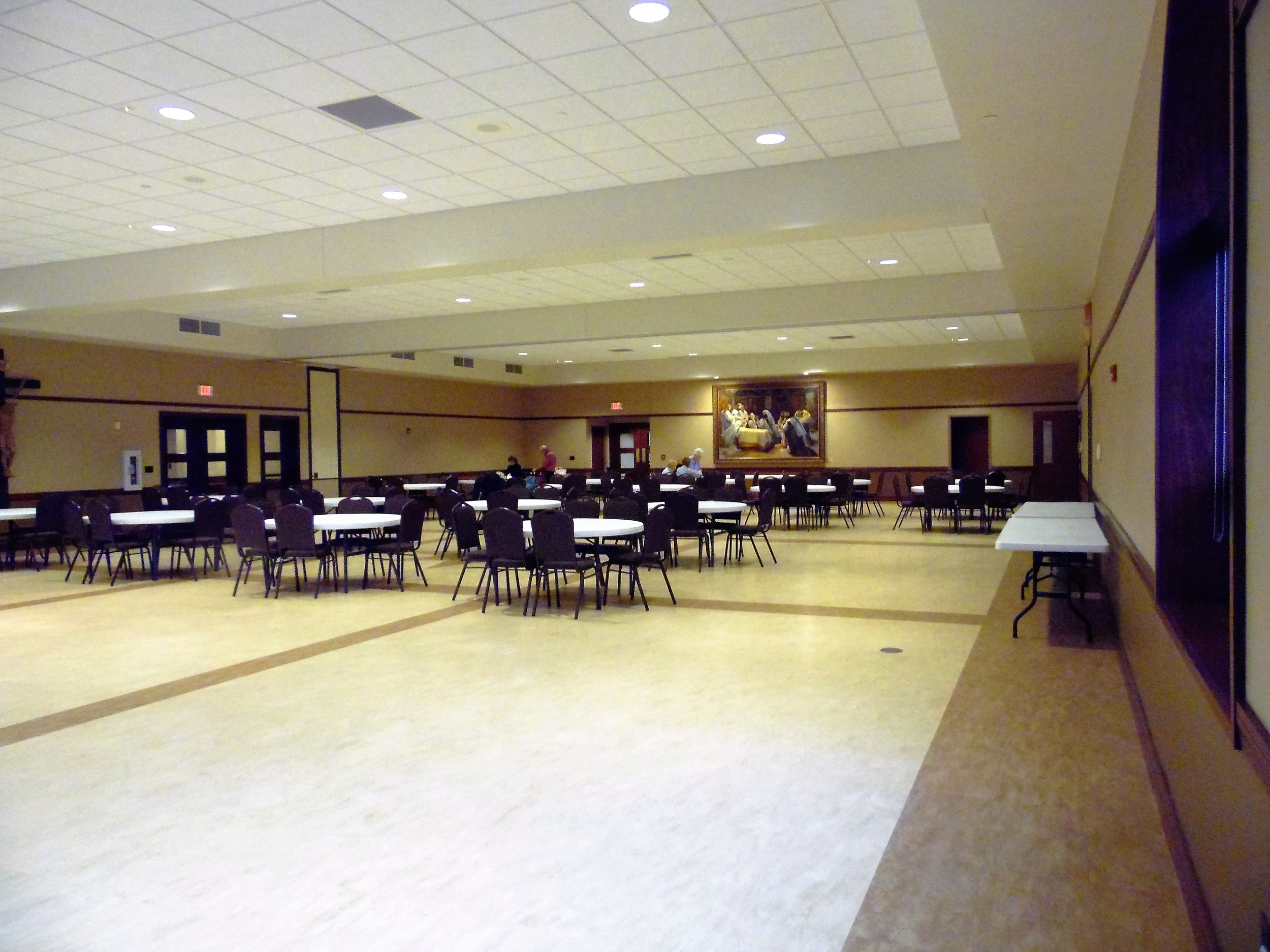 Entire Parish Hall