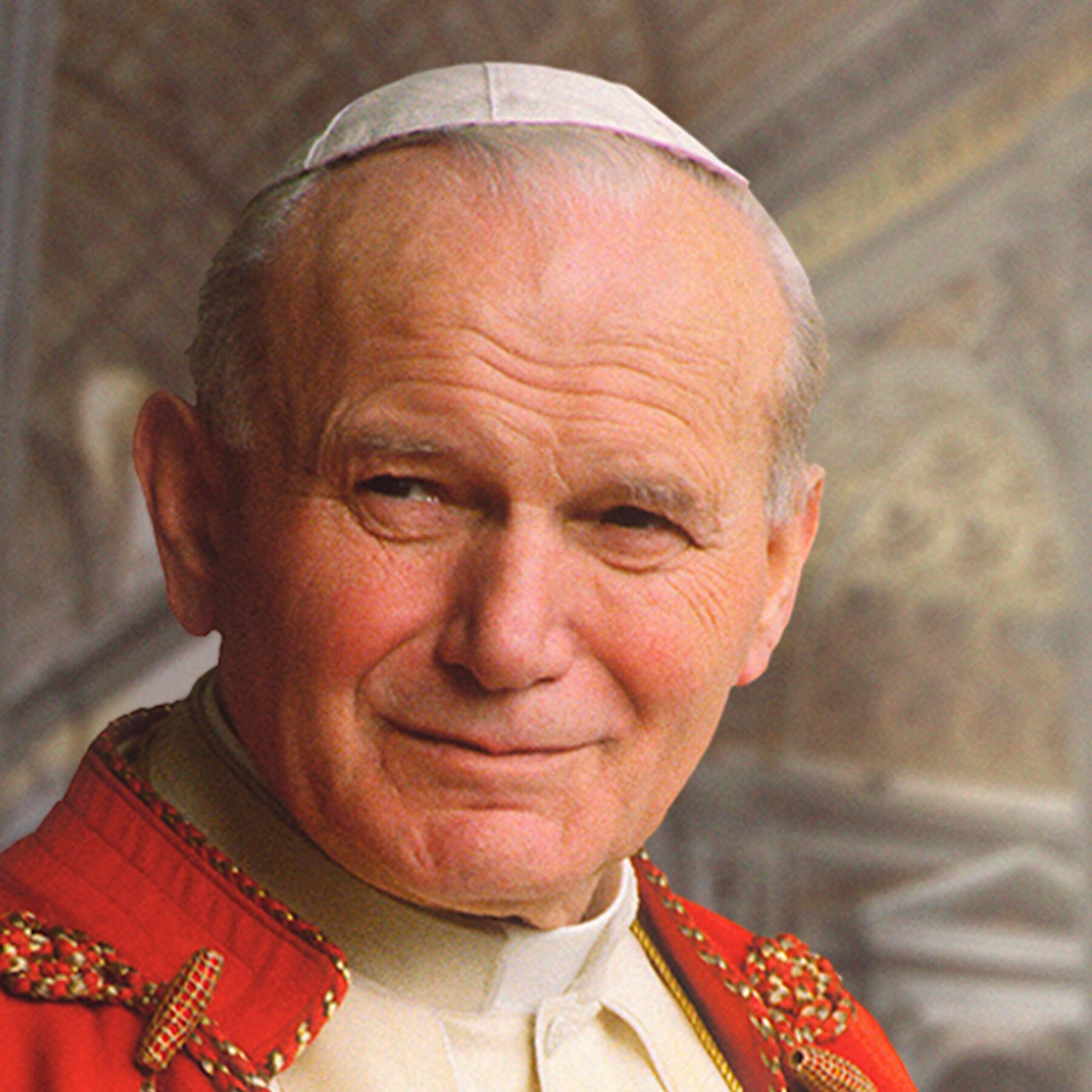 Intercede for us, St. John Paul the Great, that we might see clearly the inexpressible value of every human being.