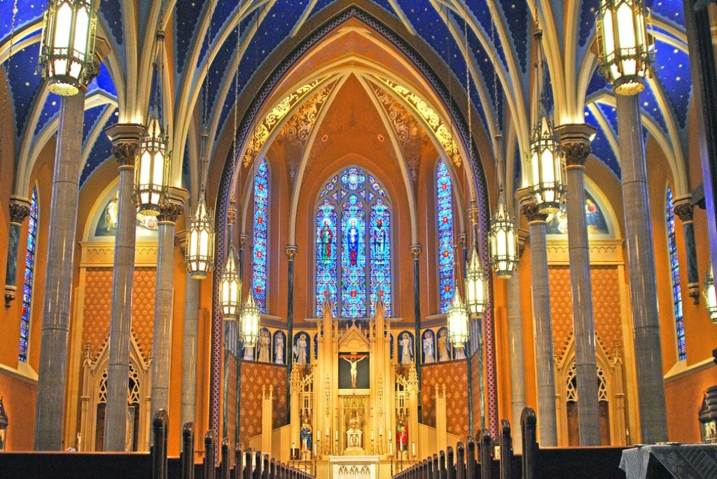 Cathedral of St. Mary in Peoria