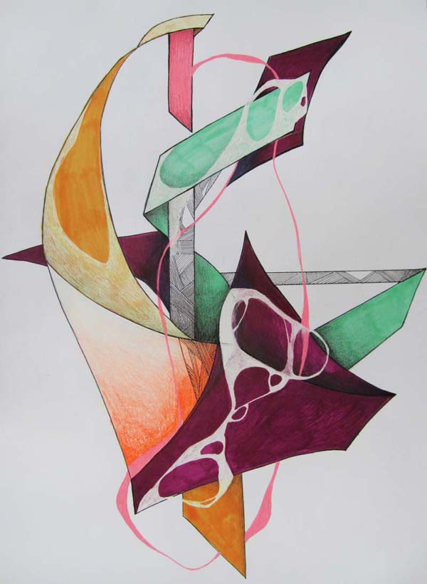 Twisted Geometry 25.x34 2014.JPG