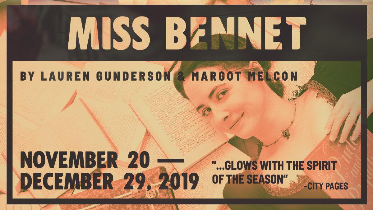Miss Bennet Place Holder.jpg