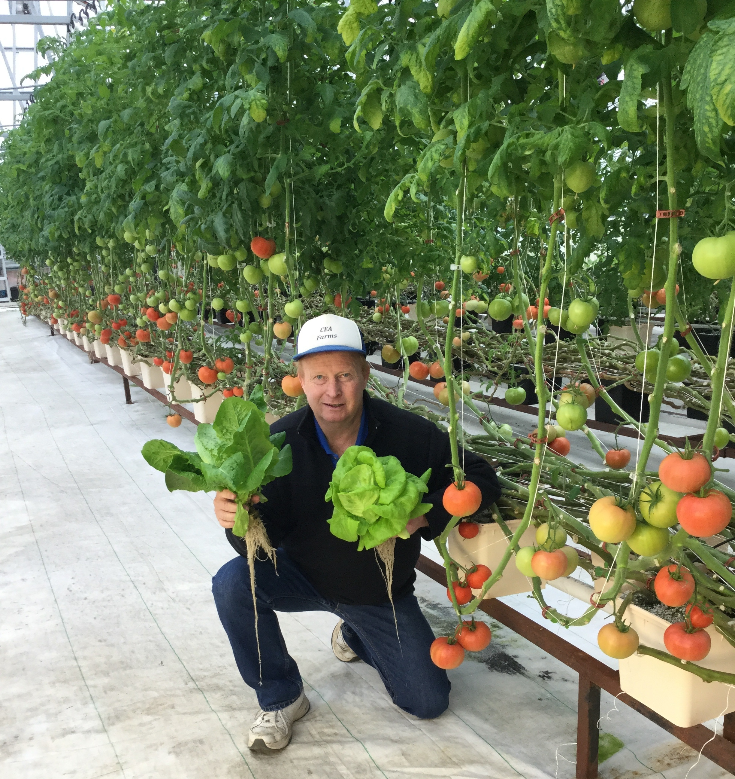 Donald Virts  Protecting our planet, producing safe healthy VERIFIABLE food and finding new ways to enhance a better way of food production is my mission!