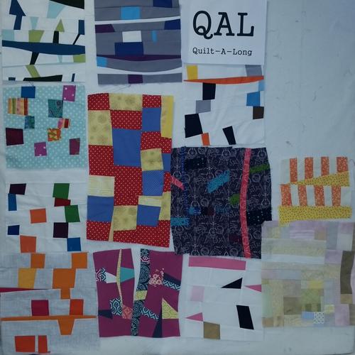 Improv QAL blocks from July's SFMQG meeting