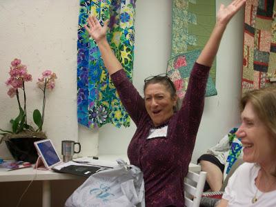 BOM lottery winner Linda