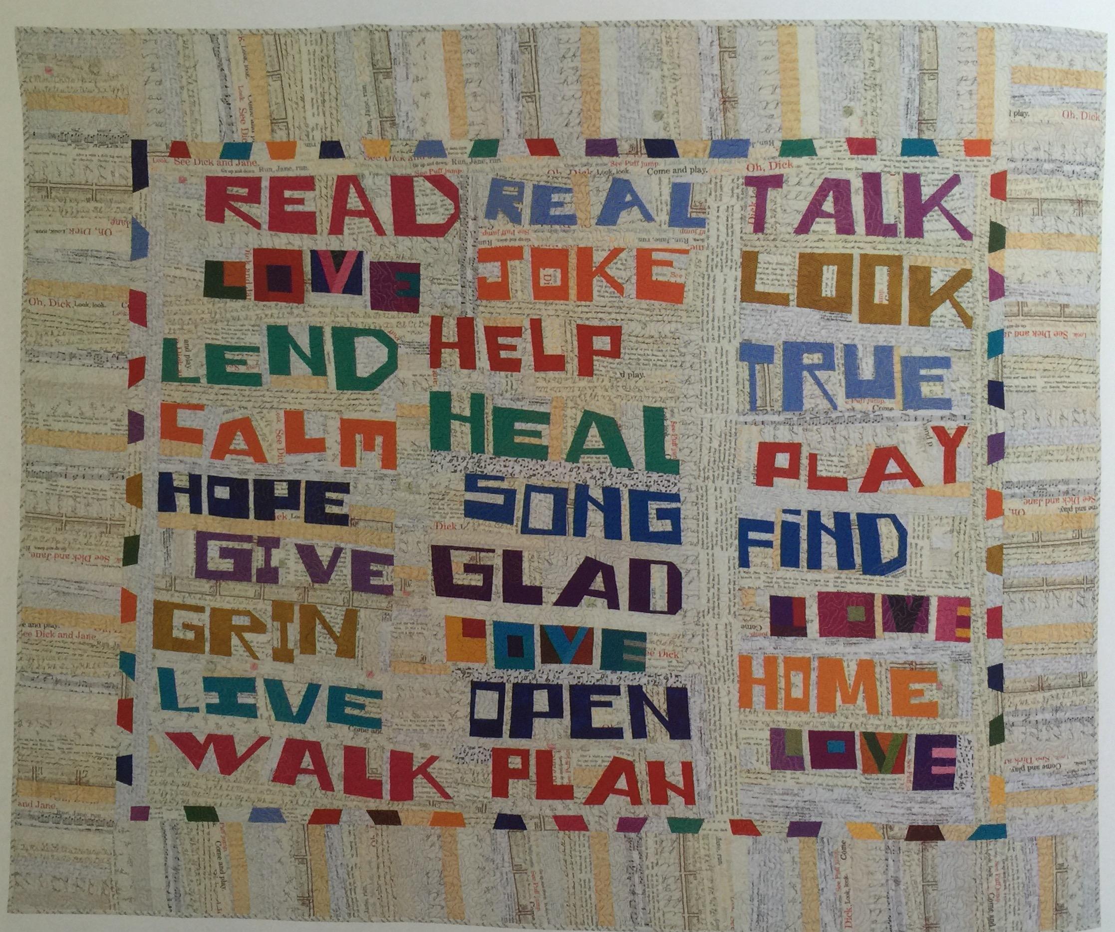"""Four Letter Words"""