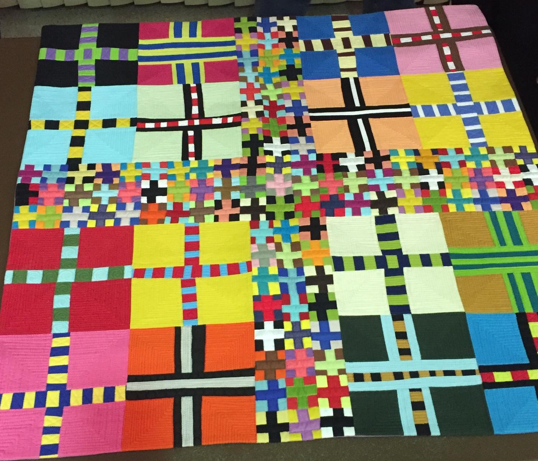 Maria's color grids!