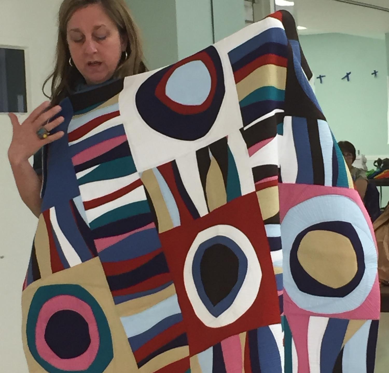 Maria's circles and stripes