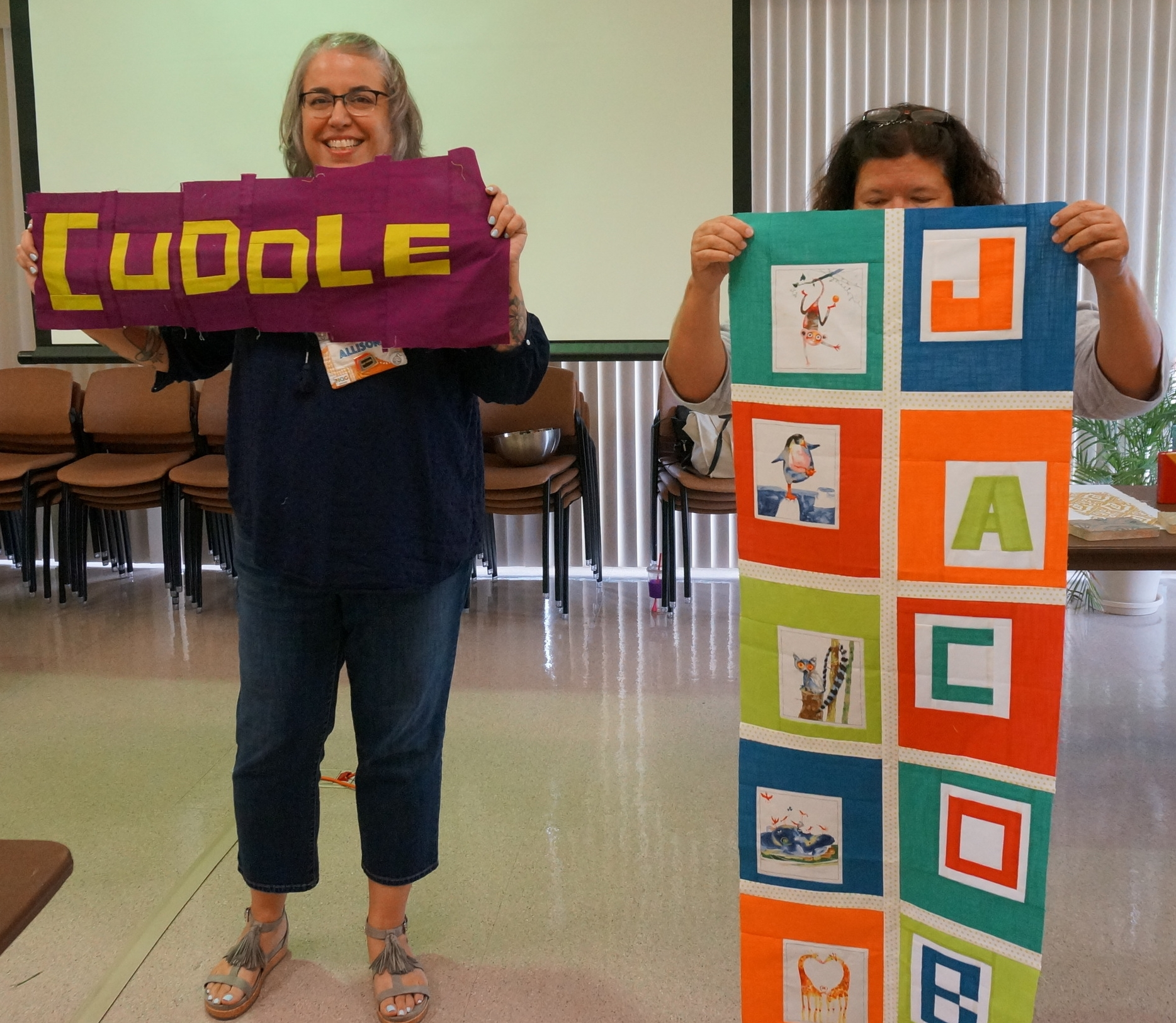 Show & Tell: Word Play Workshop