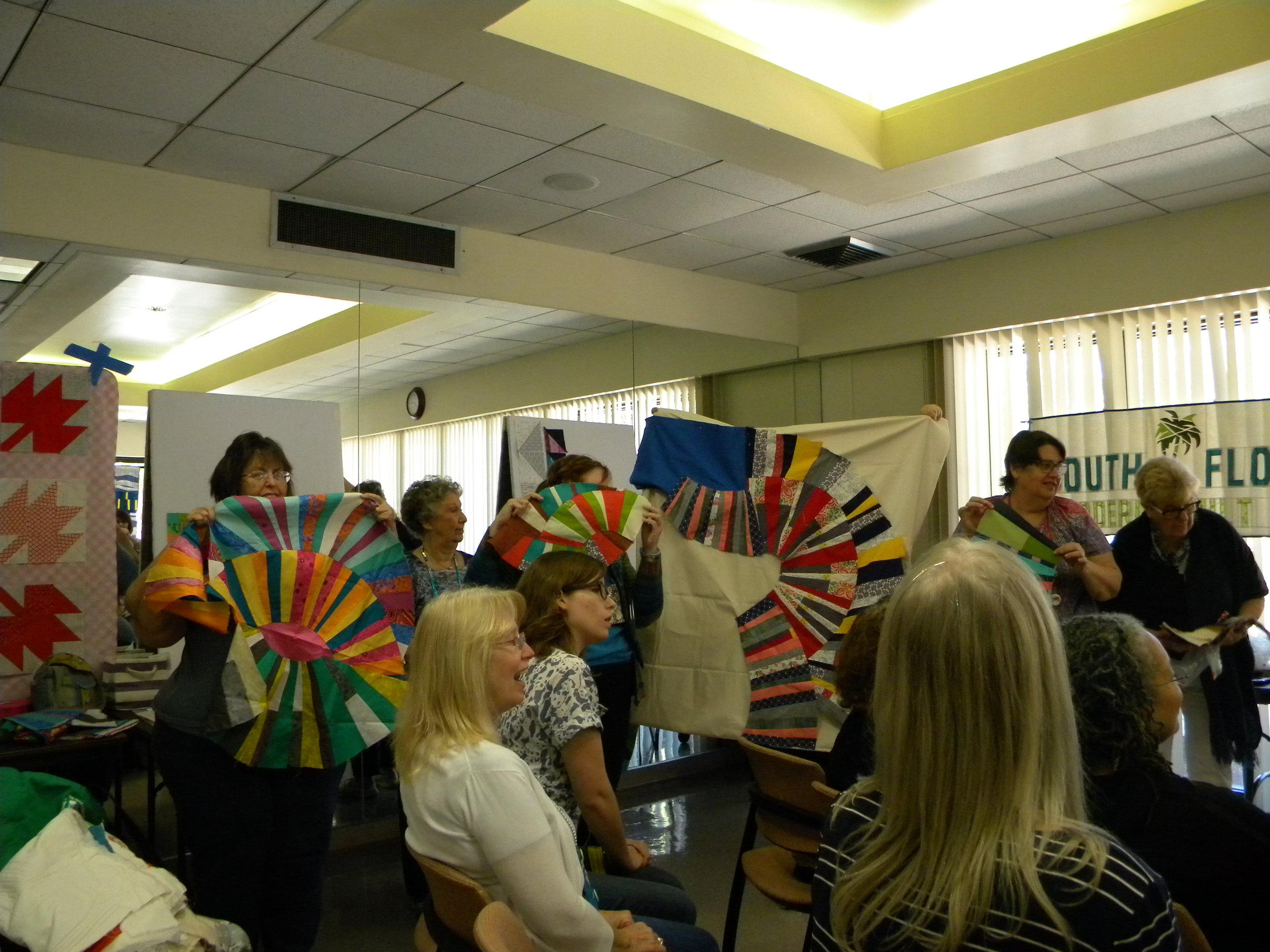 BQE Sherri Lynn Wood class projects