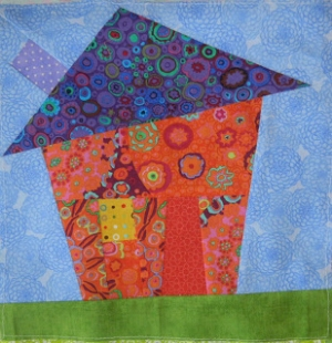 Visit the Cuddle Quilter for More House Images