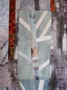 "The Snarky Quilter ""A Hazy Shade of Winter"" See link below."