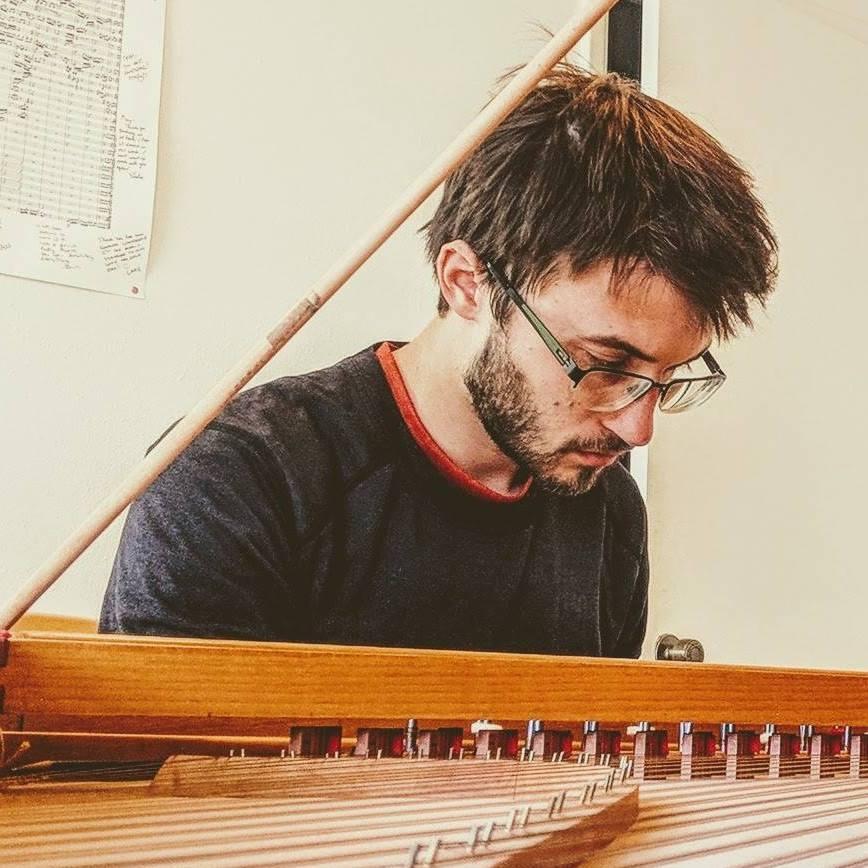 Gregory Smith, piano