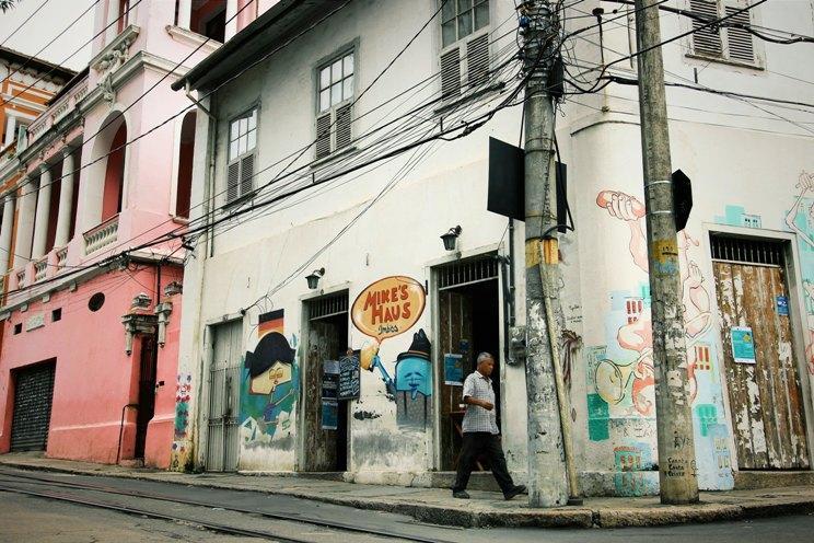 Santa Teresa, Rio de Janeiro, Brazil. Photo by  Alessio Rinella .