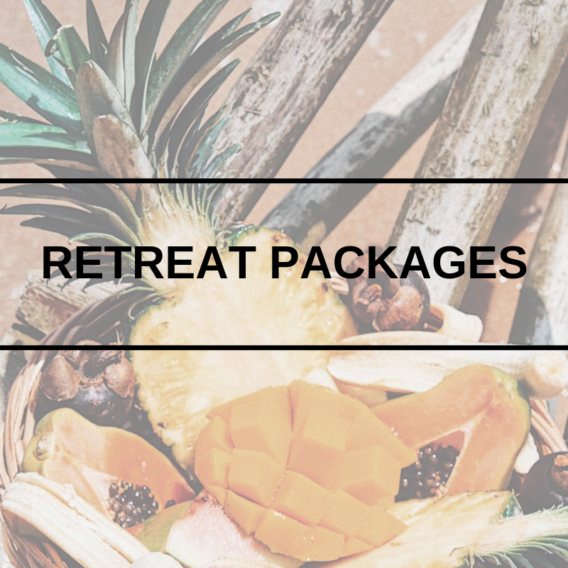 Check out our amazing packages