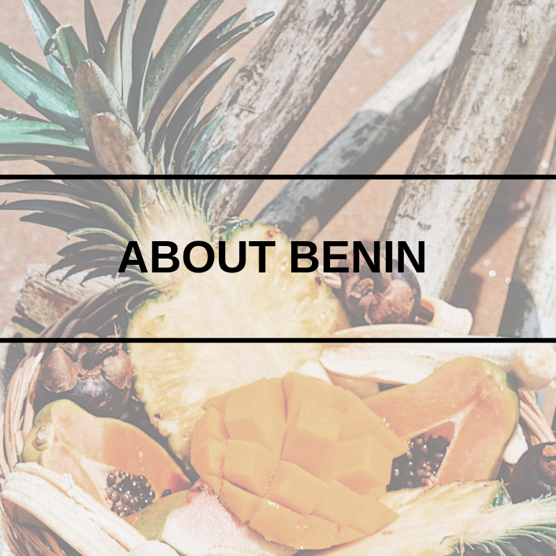 Learn more about the beautiful country of Benin