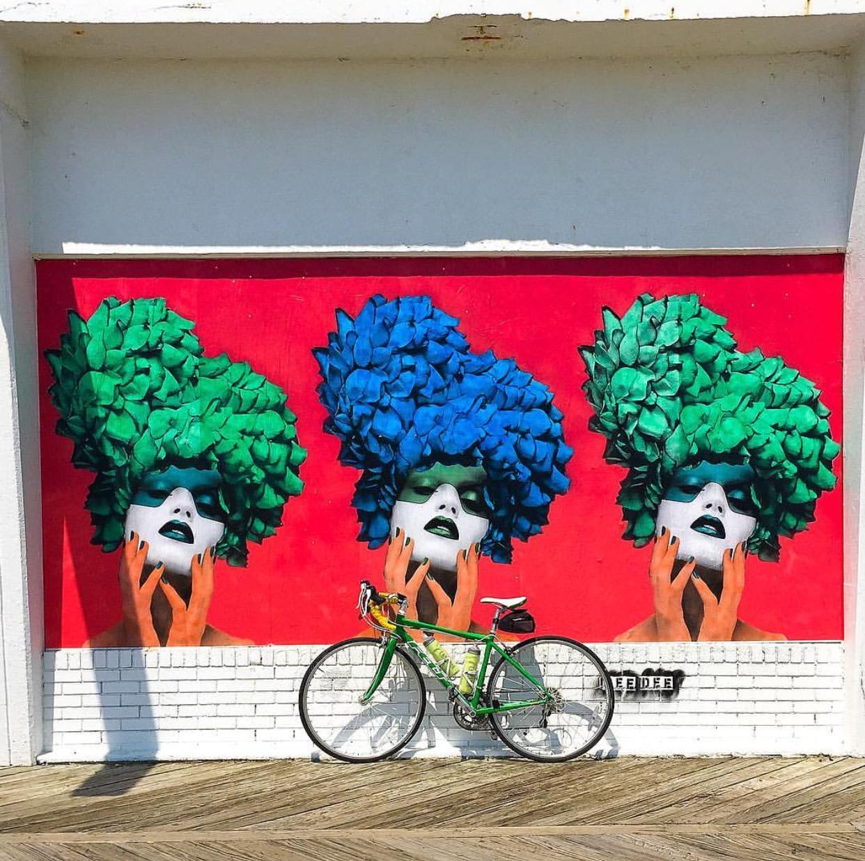 Asbury Mural, 2017