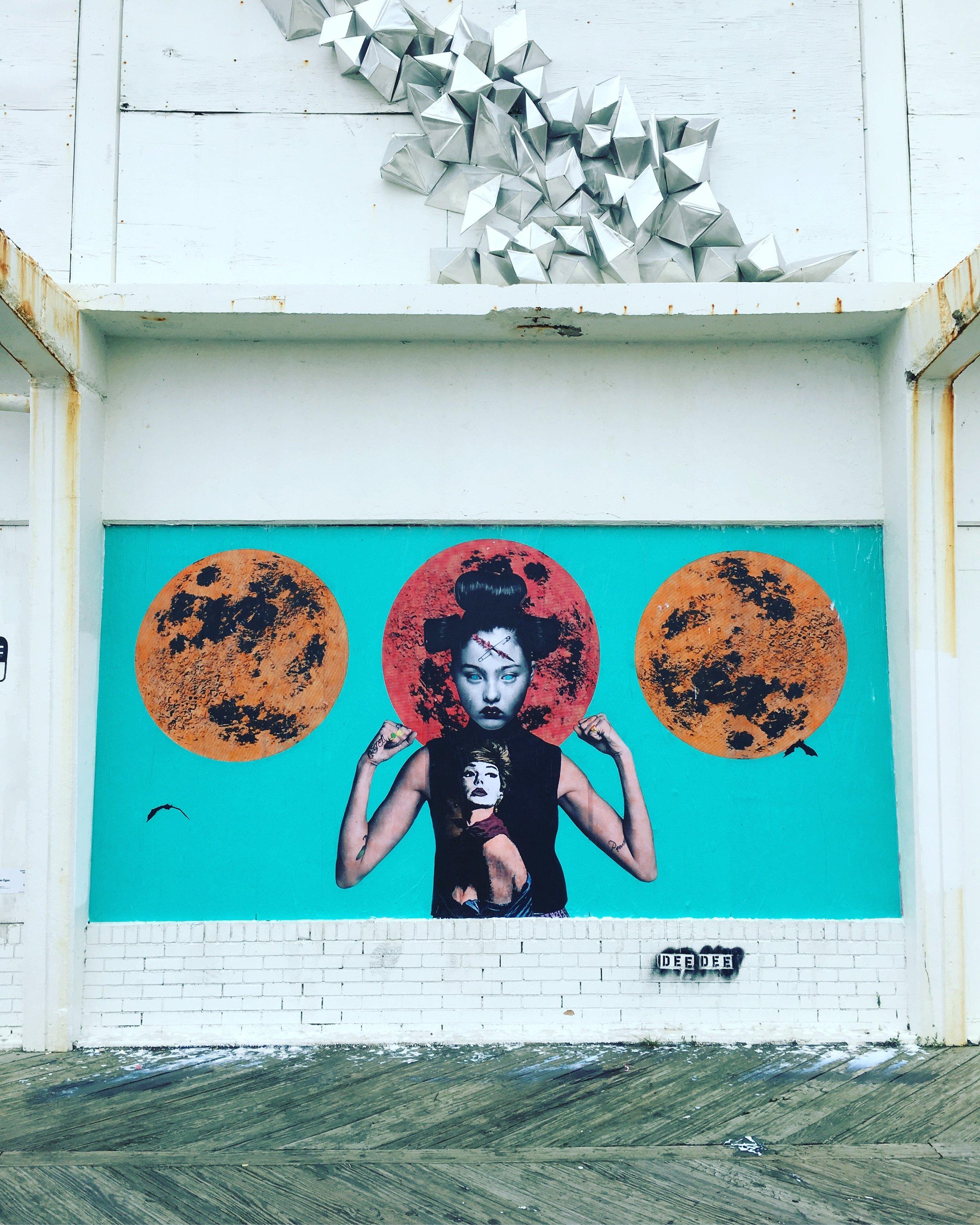 Asbury Mural, 2019