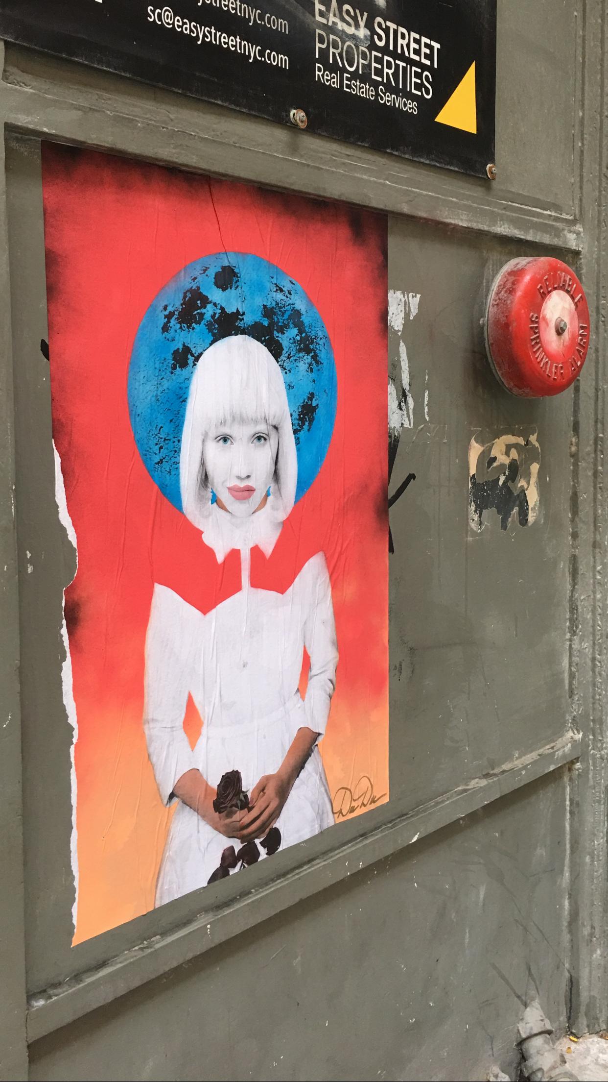 Crosby Street, 2018