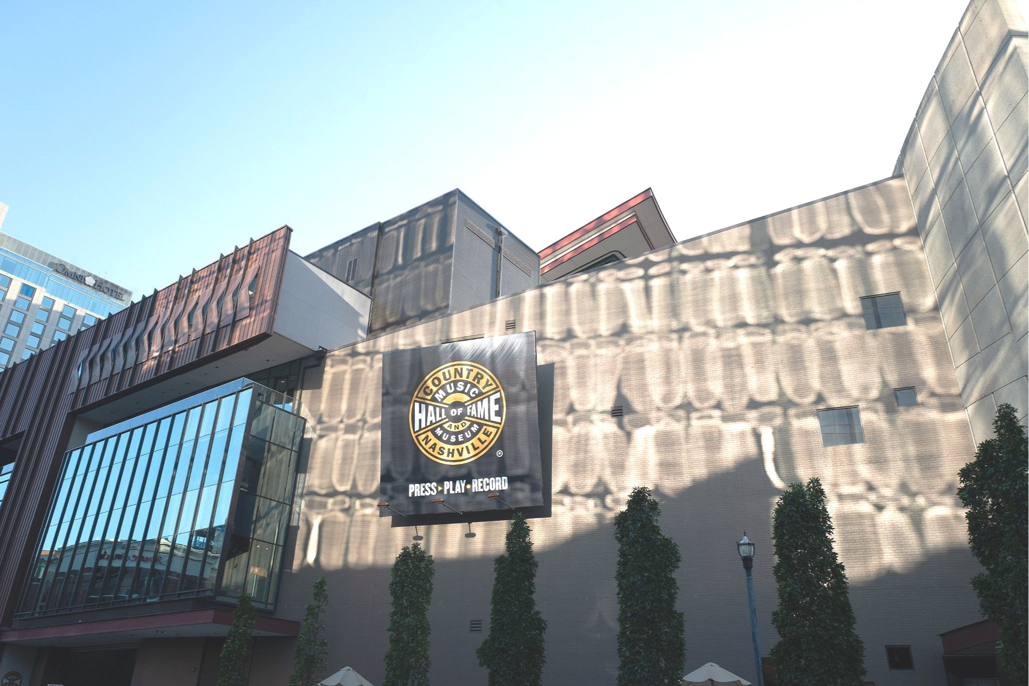 Country music hall of fame.