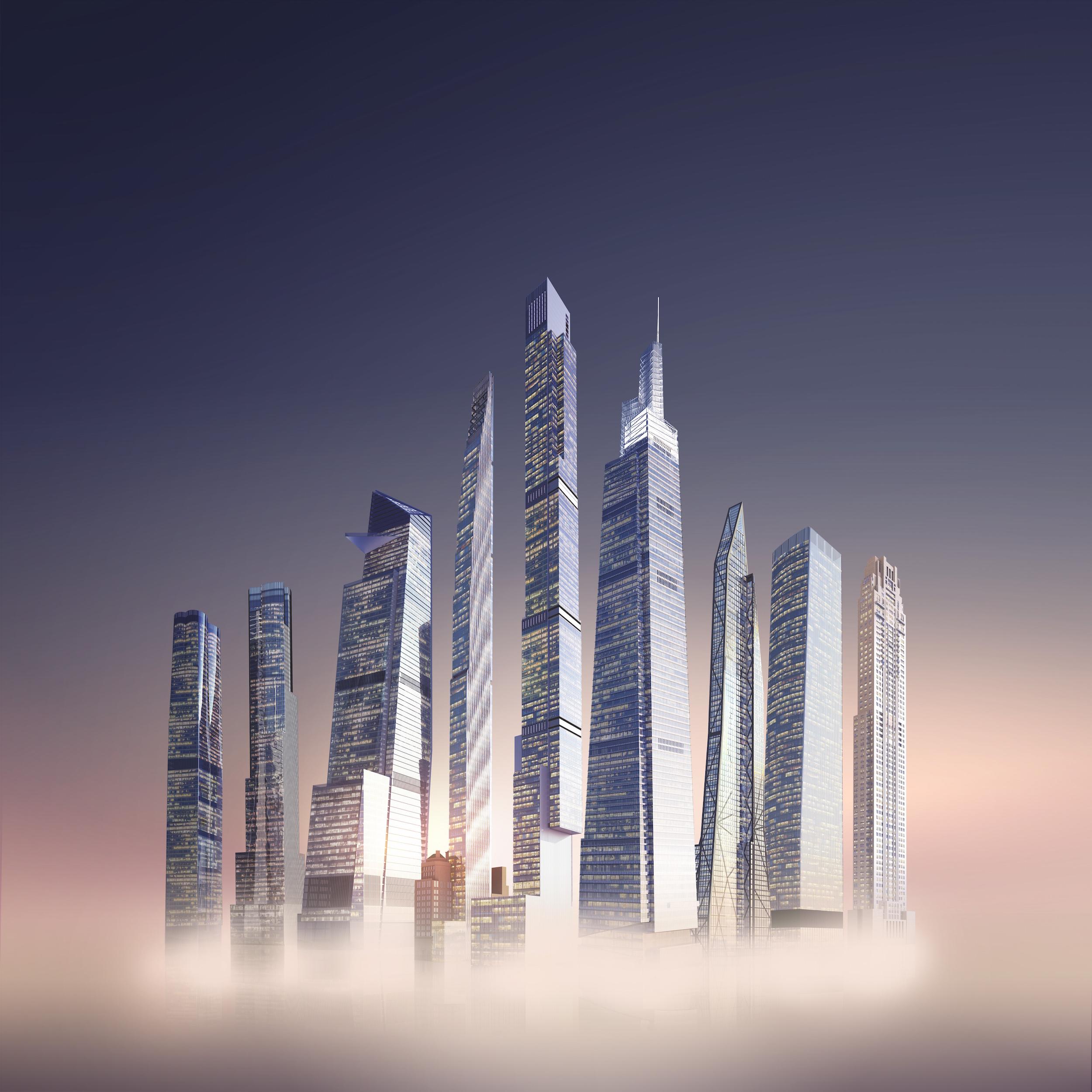 2017 towers, nyc