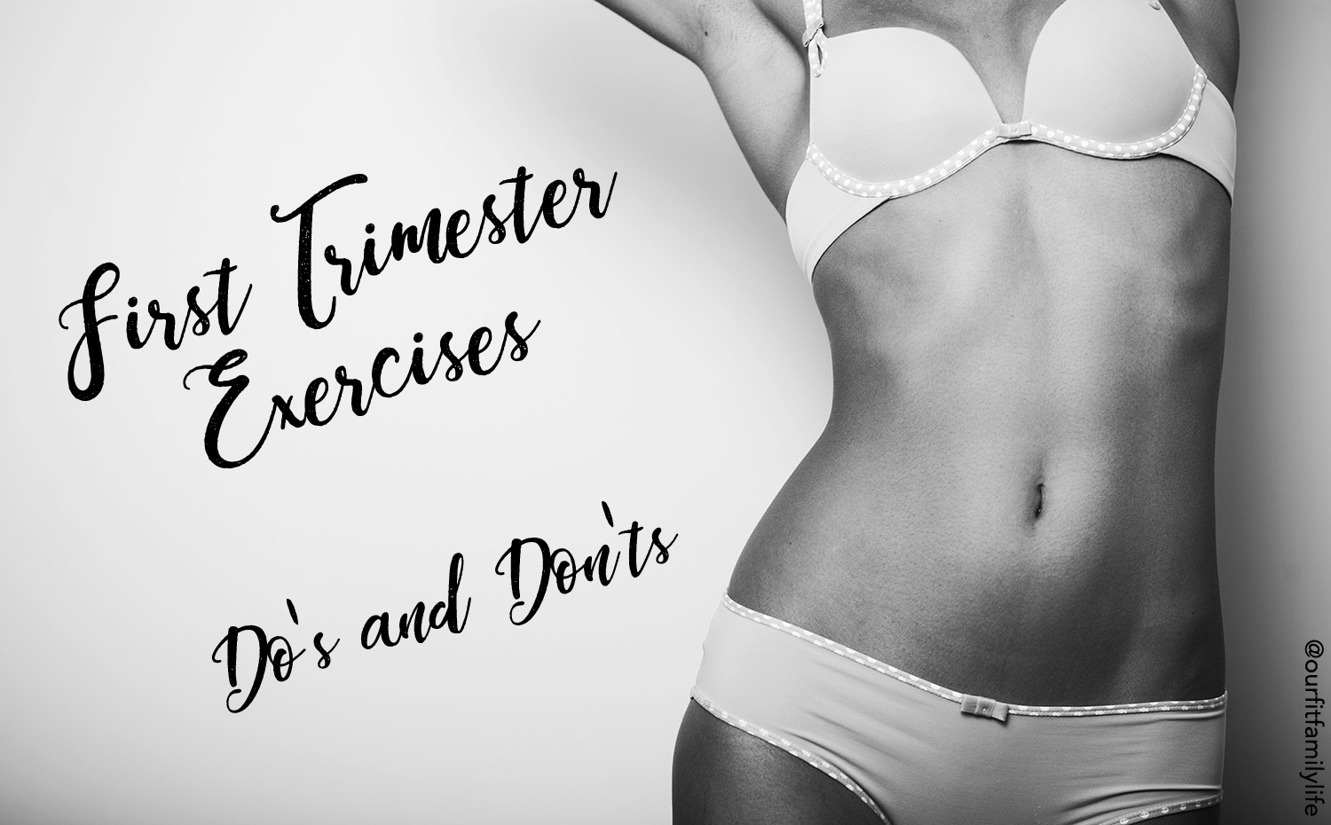 Pregnancy exercise first trimester