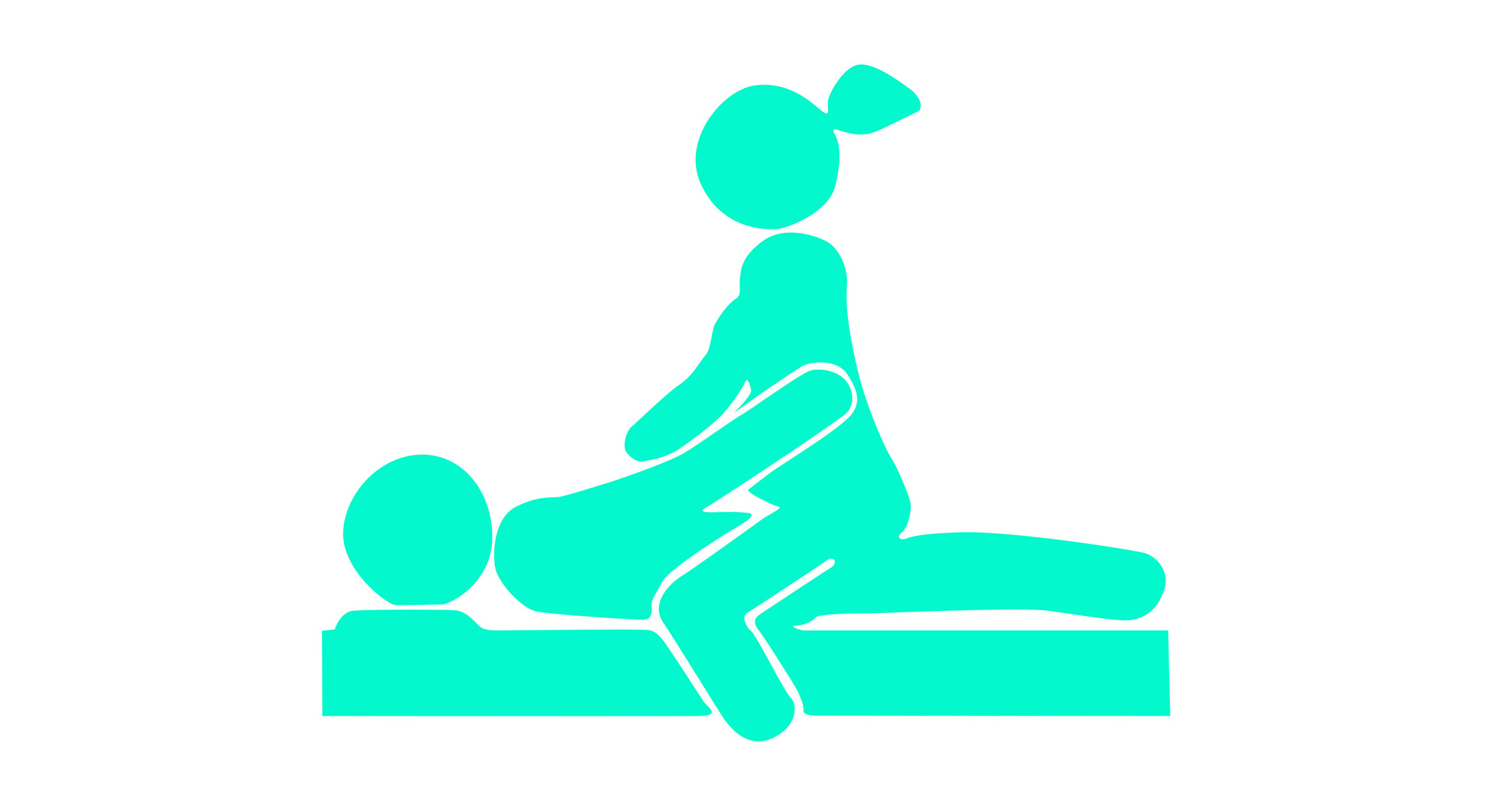 Sex positions during pregnancy - You on top
