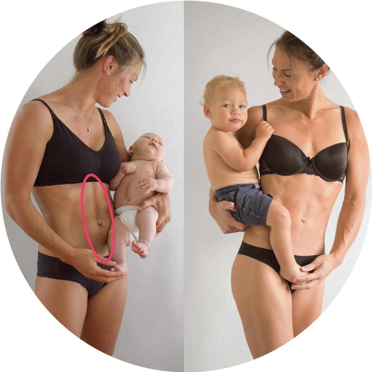postnatal fitness program
